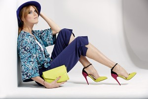 global campaign fashion stylist