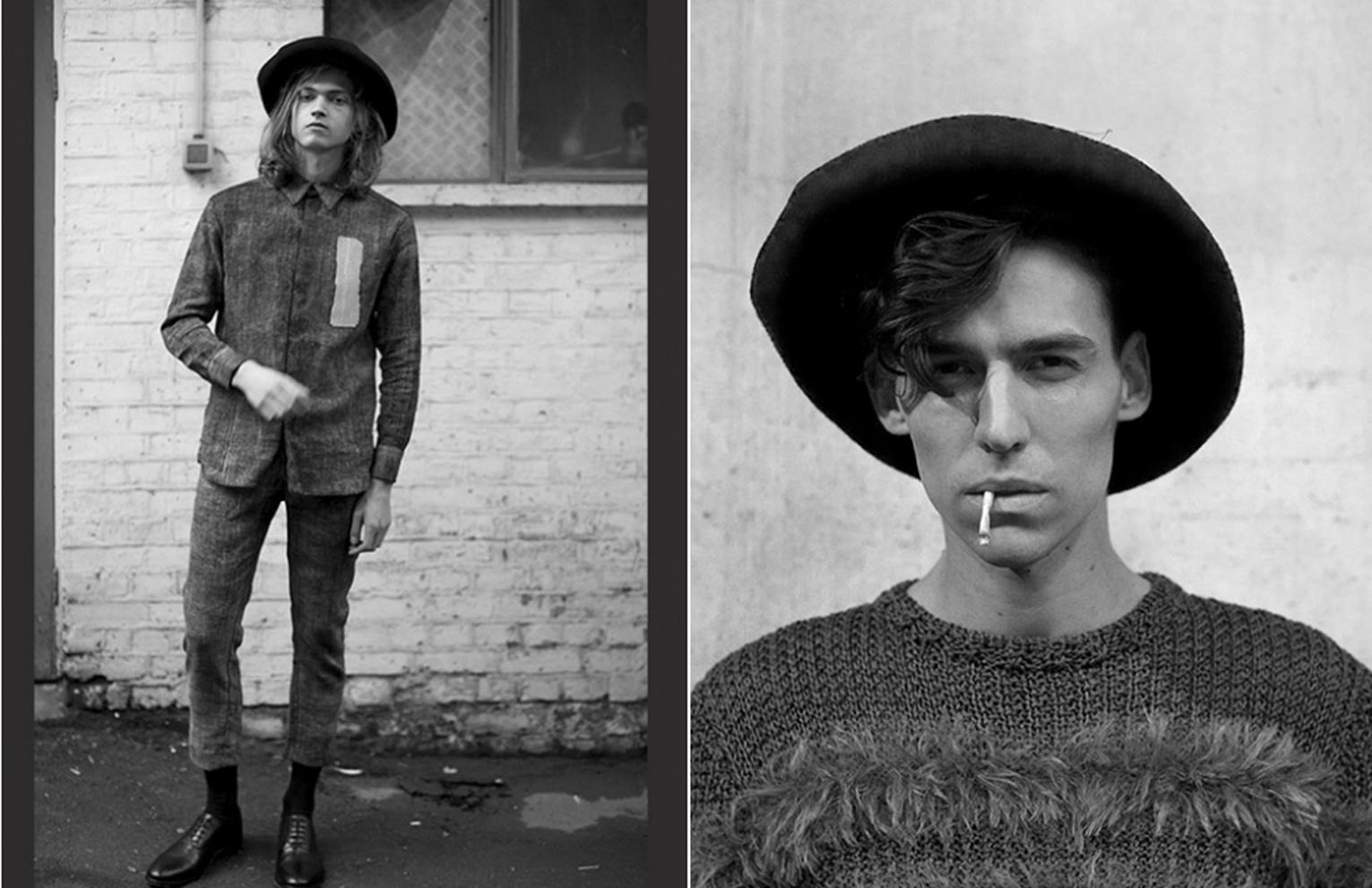 Menswear Fashion Stylist London