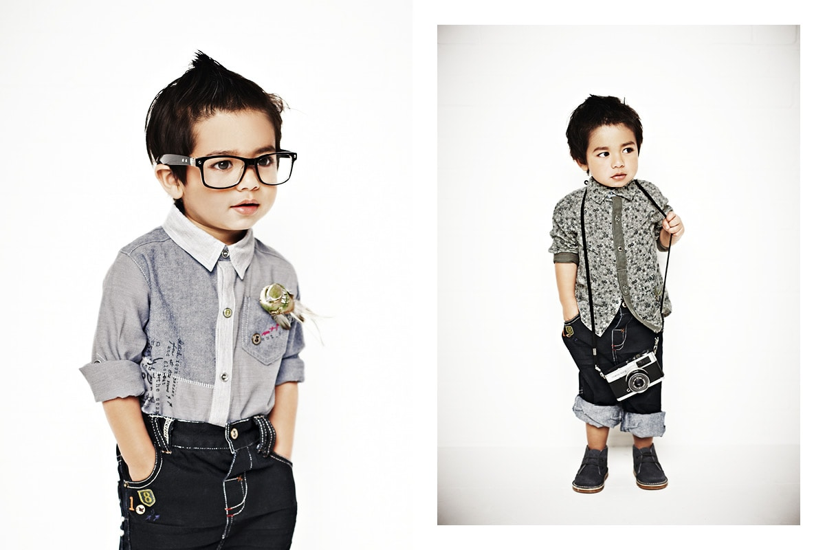 kids fashion stylist