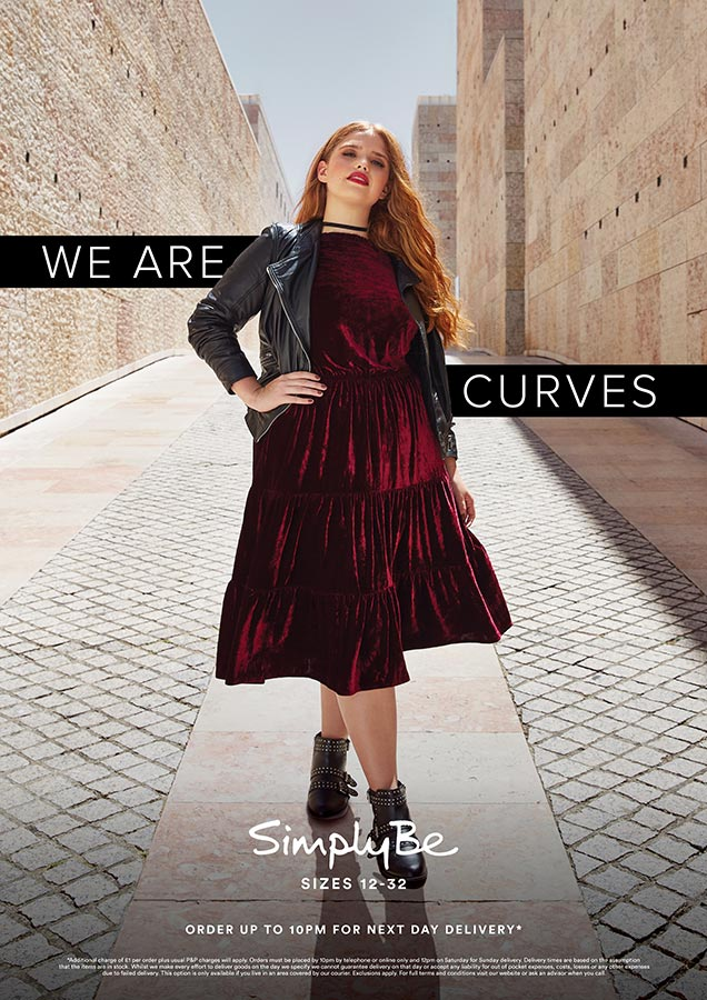 Advertising Campaign Fashion Stylist Plus Size