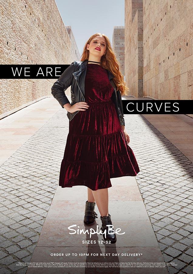 Advertising Campaign Fashion Stylist Plus Size