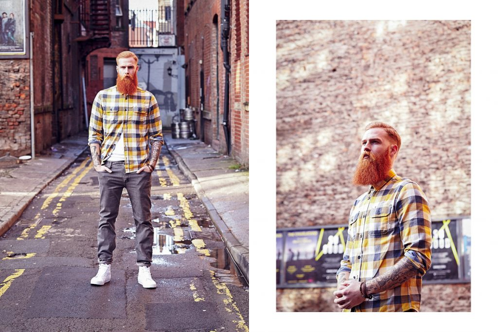 FASHION SHOOT MANCHESTER LOCATION